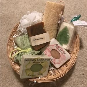 Assorted all natural soaps bundle